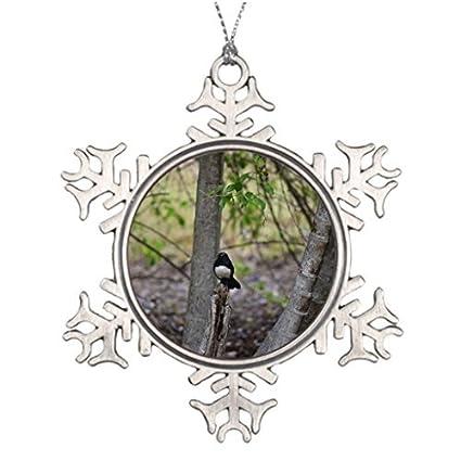 Amazon Com Venu67hol Willie Wagtail Large Christmas Tree Snowflake
