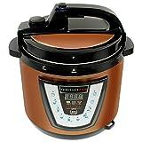 10-in-1 PressurePro 6 Qt Pressure Cooker - Multi-Use Programmable...