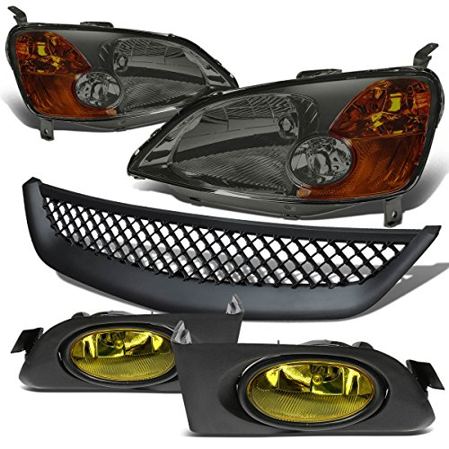 02 honda civic fog lights - 2