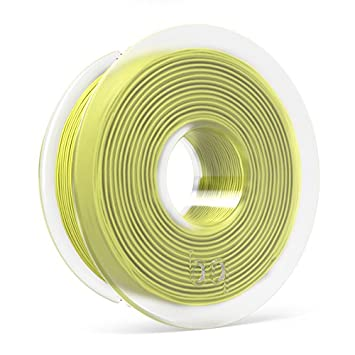 BQ F000116 3D Printer Filament, PLA, 1.75 mm, 300 g, Pure white