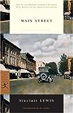 Main Street: (A Modern Library E-Book) (Modern Library 100 Best Novels)