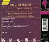Book of Chorale Settings - Bach