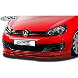 RDX Front Spoiler VARIO-X Golf 6 GTD, GTI Front Lip Splitter