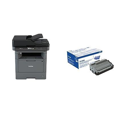 Brother MFC-L5700DN - Impresora multifunción láser monocromo ...