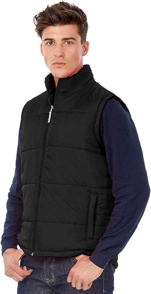 New Mens Womens Reversible Top Jacket Coat Padded Jacket Bodywarmers