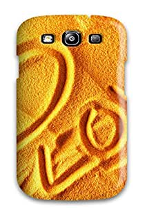 carlos d archuleta's Shop 5994262K99367992 Defender Case For Galaxy S3, Love Sand Pattern