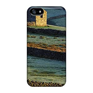 [TWQyMlv7307RyKBj]premium Phone Case For Iphone 5/5s/ Stone Walls In Yorkshire Engl Tpu Case Cover