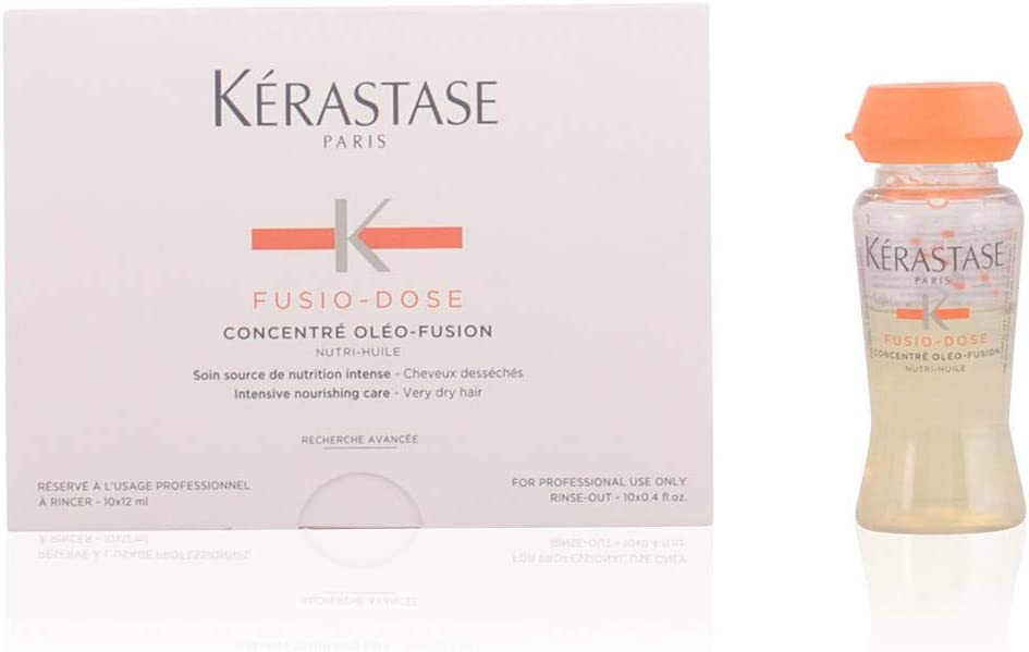 Kerastase Nutritive Concentrate - Cuidado capilar, 10 X 12 ml