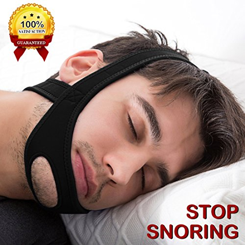2019 Anti Snoring Chin Strap for Mouth Snorers by Dr.BeTree for sale  Delivered anywhere in USA