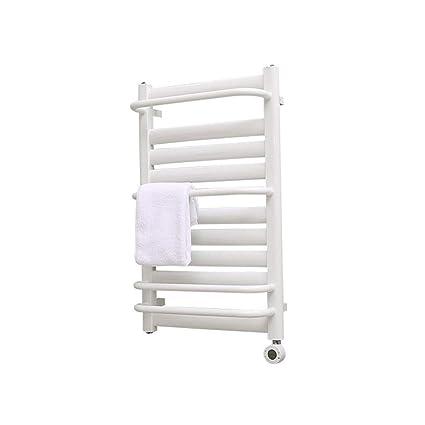 Homeure Radiador Toalleros Electrico con Termostato Radiadores Pared Baño Secador Toallas