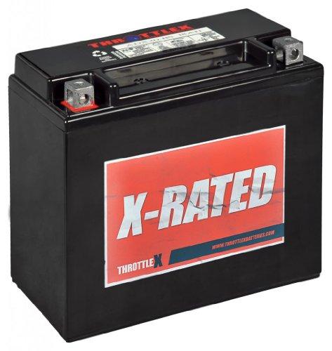 ThrottleX Batteries - ADX20H-BS - AGM Replacement Power Sport - 1993 Snowmobile Arctic Cat