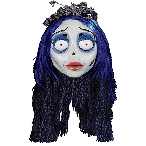 Corpse Bride Men's Emily Standard Mask (Emily Corpse Costume)