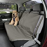 Cheap PetSafe Solvit Waterproof Bench Seat Cover, Medium, Gray