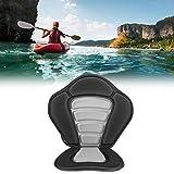 Yosoo Kayak Seats, Deluxe Backrest AdjustablePadded Kayak Seat Boat Seat+Detachable Back Bag Canoe Sit On Top Kayaking Fishing Seat US