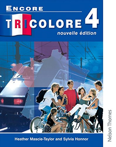 ENCORE TRICOLORE 4 NVL EDN