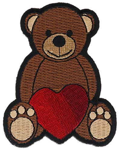 Teddy Bear Love Heart 3