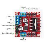 KeeYees L298N Motor Drive Controller Board