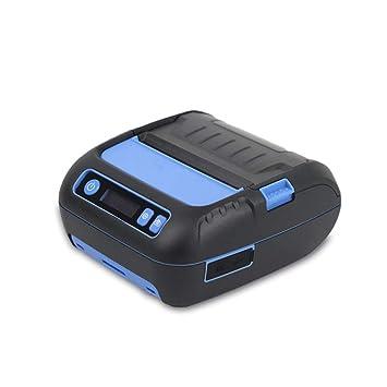 Mouwa Multi-Función De Impresora De Etiquetas, Bluetooth Portátil ...