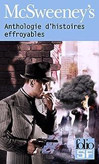 Anthologie d'histoires effroyables par Michael Chabon