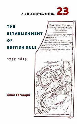 A People`s History of India 23 – The Establishment of British Rule, 1757–1813
