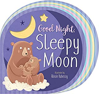 Book Cover: Good Night, Sleepy Moon
