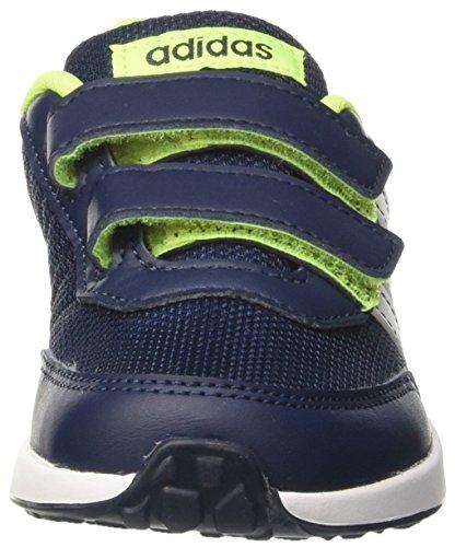 adidas Unisex-Kinder Vs Switch 2.0 CMF C Sneakers Blau (Conavy/ftwwht/syello)