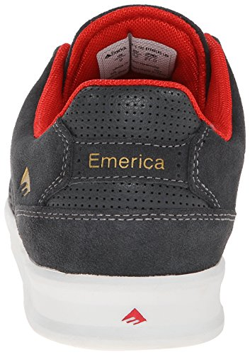 LOW Dark uomo REYNOLDS Grey Sneaker Emerica THE 6xORTaE