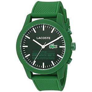 Lacoste Men's 2010883 LACOSTE 12.12 – TECH Analog-Digital Display Quartz Green Watch