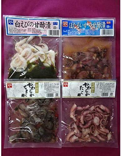浜常食品工業 「富山湾甘酢漬セット」 -クール-
