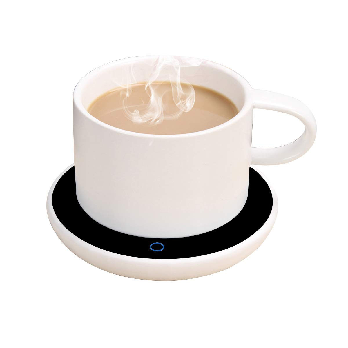 Deskofficehome Idea Electric Tea Beverageamp; Warmer PlateAviation UseBest Mug Gift Cup Candle Plate Coffee Aluminum For xBQWdoerCE