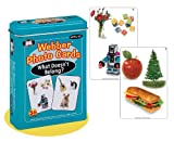 """Webber """"What Doesn't Belong?"""" Photo Card Deck - Super Duper Educational Learning Toy for Kids"""