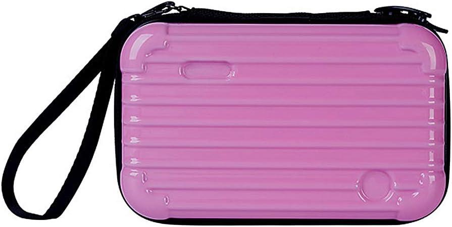 Padory Mini bagages Mallette de maquillage Lady Cosmétique
