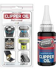 Originele Syprin Premium olie voor haartrimmers, tondeuses, scheerapparaten, kappers- en baardtrimmers-Olie voor extreme bescherming Gemaakt in Duitsland