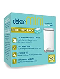 Dekor Mini Refill Two Count BOBEBE Online Baby Store From New York to Miami and Los Angeles