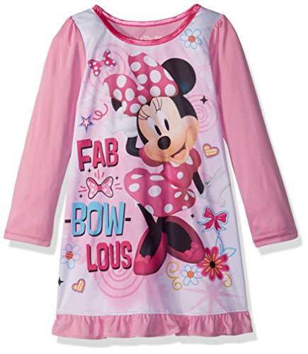 Disney Girls' Minnie Mouse Nightgown