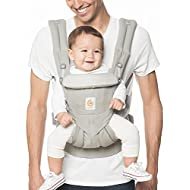 Ergobaby Omni 360 All-in-One Ergonomic Baby Carrier,...