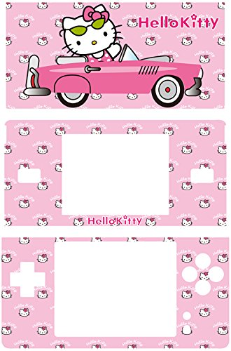 - Hello kitty CAT VINYL SKIN STICKER #9 for NINTENDO DS LITE