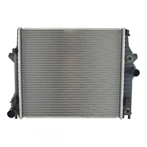 Radiator Assembly Aluminum Core Direct Fit for Jaguar S Type XF XJ8 Brand Direct Fit Aluminum Radiator