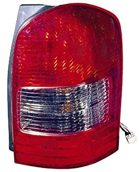 Depo 316-1911R-AS Mazda MPV Passenger Side Replacement Taillight Assembly 02-00-316-1911R-AS