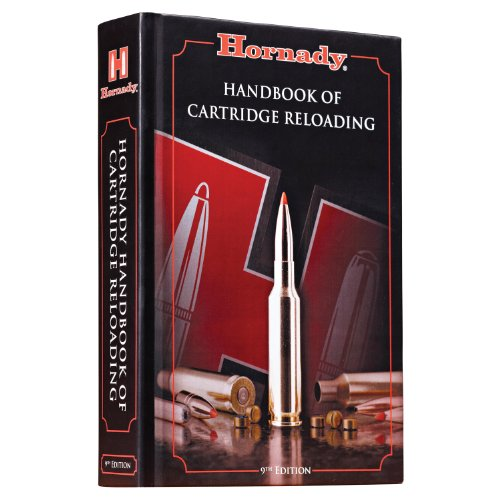 - Hornady 9th Edition Handbook of Cartridge Reloading