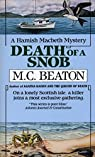 Death of a Snob par Beaton