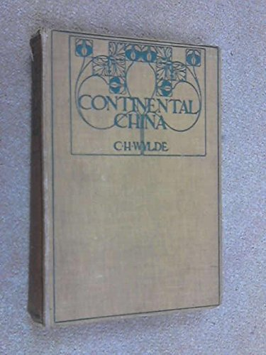 How to collect continental china, ()
