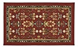 Mohawk Home Woodbridge Nanterre Red Rug, 2'6×3'10 Review