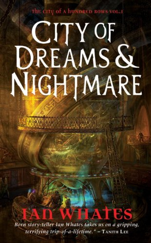 book cover of City of Dreams and Nightmare