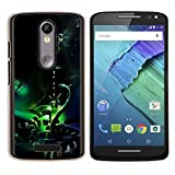 Planetar ( Orient Fairytale Snake Butterfly Bong Nargile ) Motorola Droid Turbo 2 / Moto X Force Hard Printing Protective Cover Protector Sleeve Shell Case Cover