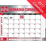 Nebraska Cornhuskers 2017 Calendar