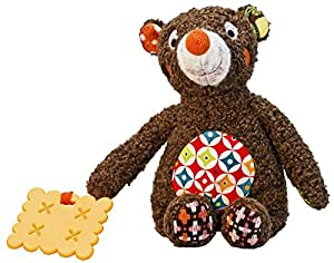 Woodours Baby Bear Beanbag with Teether