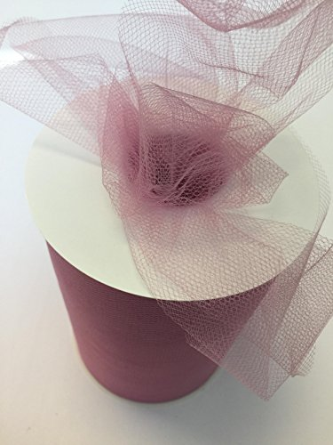 Review Tulle Fabric Spool/Roll 6