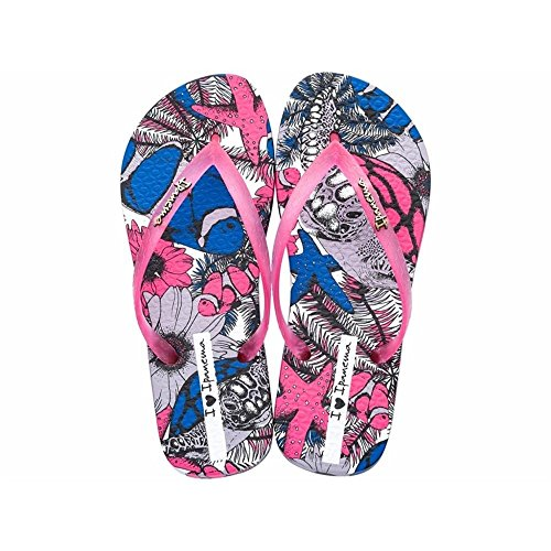 Women's Beauty Flops Flip Tropical Pink Flat Ipanema vPw7qq