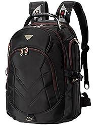FreeBiz Travel Laptop Backpack for 15-17.3 Inch Laptop Traveling Bag Hiking Knapsack Rucksack Backpack School...